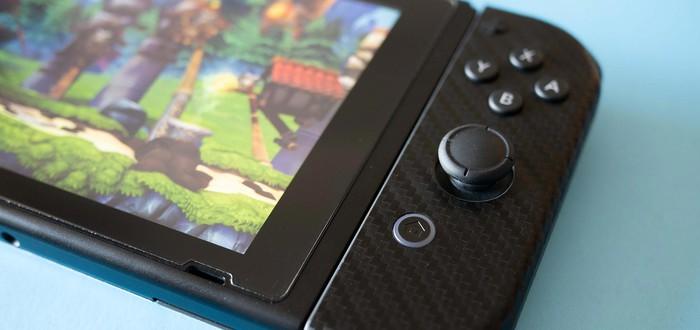 Студия Panic Button верит в успех Nintendo Switch