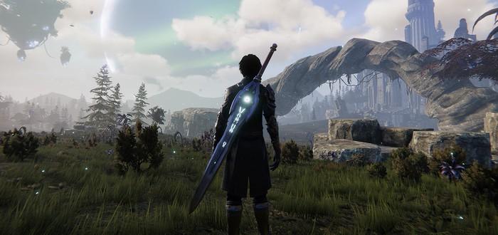 Системные требования и скриншоты Edge of Eternity