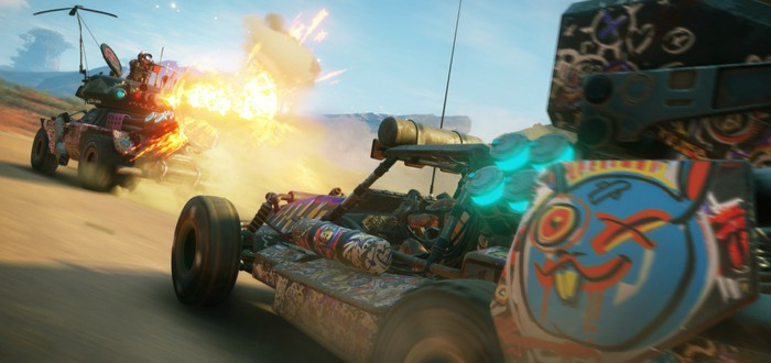 Rage 2 анонсировали раньше E3 2018, чтобы не пересекаться с Fallout 76