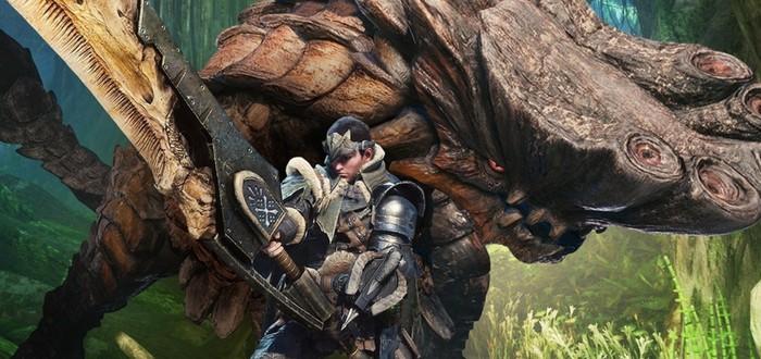 Объявлена дата релиза PC-версии Monster Hunter: World