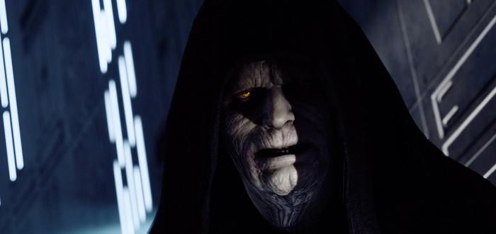 Палпатина на время удалили из Star Wars Battlefront 2