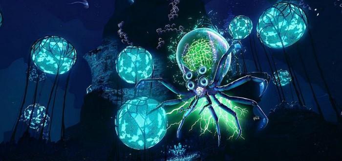 Сурвайвал Subnautica анонсирован на PS4