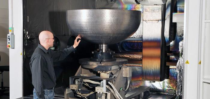 Lockheed Martin создала самую большую часть космического аппарата на 3D-принтере