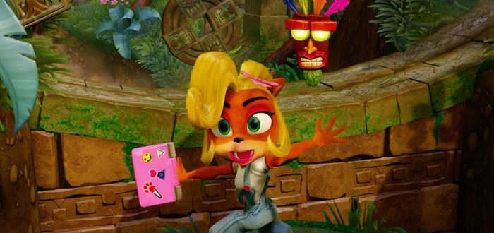 Crash Bandicoot N.Sane Trilogy обогнала всех в UK-чарте