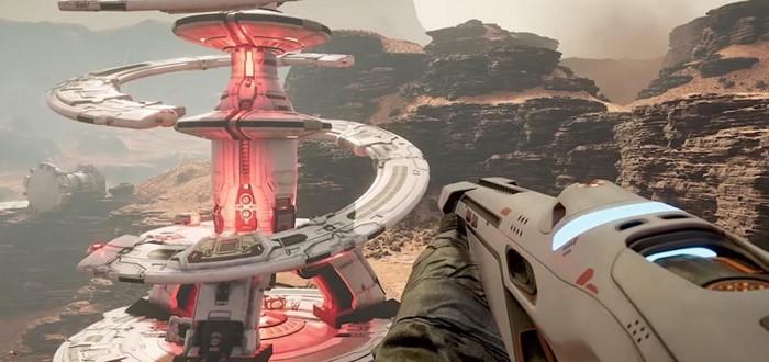 Безумный геймплей марсианского дополнения для Far Cry 5