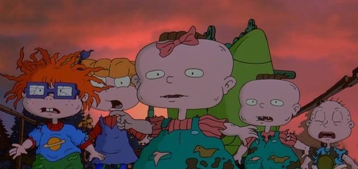 """Nickelodeon хочет возродить мультсериал """"Ох уж эти детки"""" в виде фильма"""
