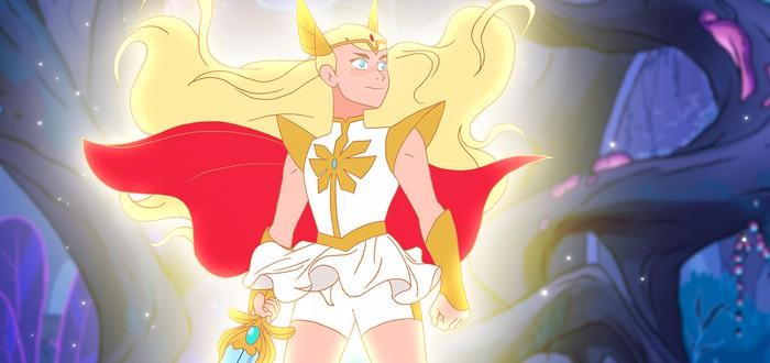 Фанаты She-Ra недовольны омужествлением внешности героини