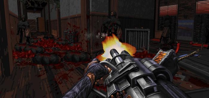 В ретро-шутер Ion Maiden от 3D Realms добавят мультиплеер