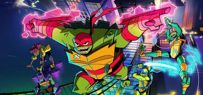 SDCC 2018: Трейлер и отрывок Rise of the Teenage Mutant Ninja Turtles