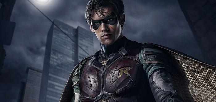 SDCC 2018: Почему Робин послал Бэтмена в трейлере Titans
