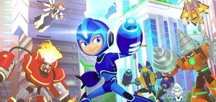 SDCC 2018: первый трейлер Mega Man: Fully Charged