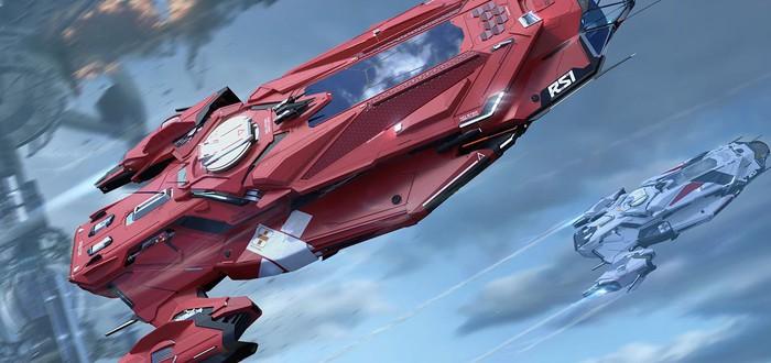 Новый корабль Star Citizen: медицинское судно RSI Apollo