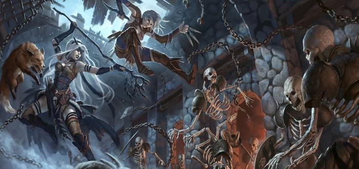 Dungeons & Dragons и Magic: The Gathering получат кроссовер