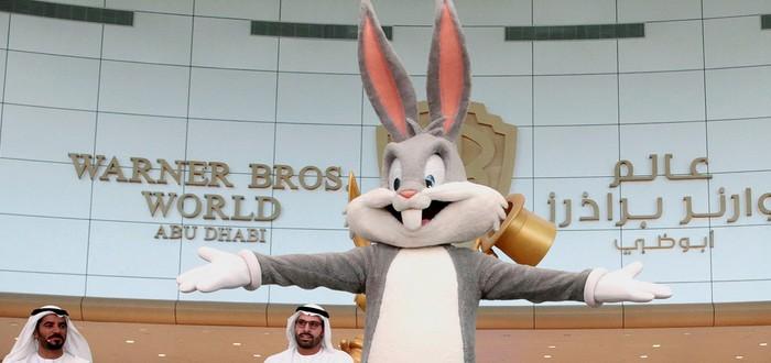 В Абу-Даби открылся тематический парк Warner Bros. World