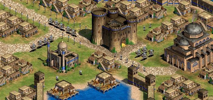 Microsoft спонсирует киберспортивную лигу Age of Empires 2