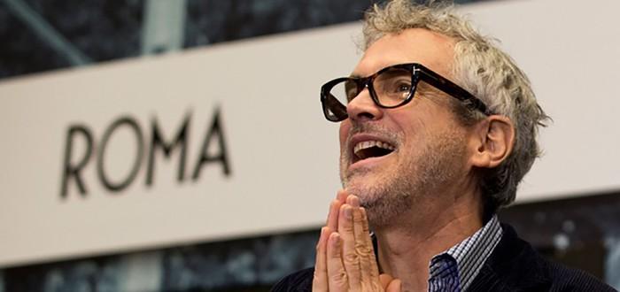 Первый тизер драмы Roma — нового фильма Альфонсо Куарона