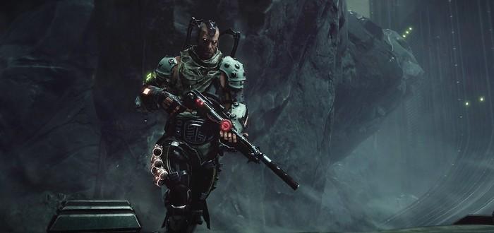 Сюжетный трейлер хардкорного шутера/RPG Immortal: Unchained
