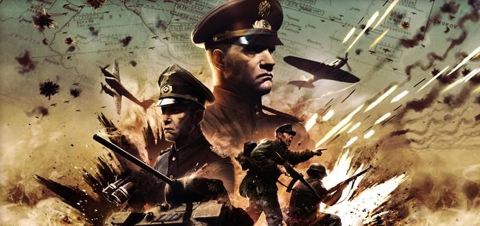 Анонсирующий трейлер исторической стратегии Steel Division 2