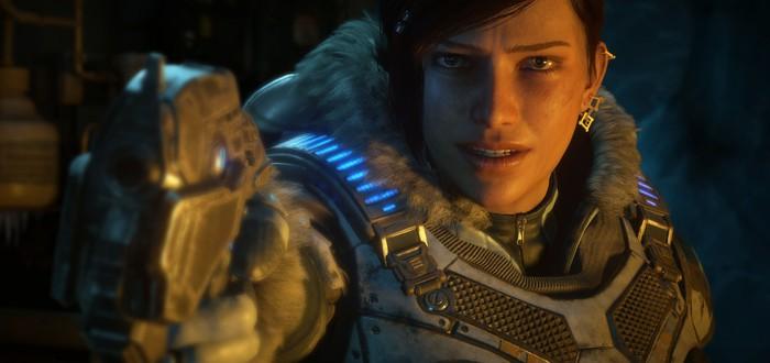 Один из врагов Gears 5 станет вашим ночным кошмаром