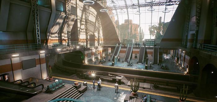 Half-Life выглядит потрясающе на Unreal Engine 4 — новые скриншоты Project Lambda