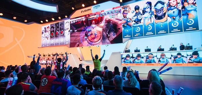 Новые места в лиге Overwatch могут стоить до 60 миллионов долларов