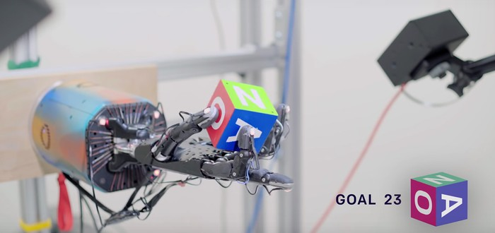 OpenAI учит робота рекордной ловкости