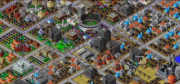 Electronic Arts остановила работу фанатского ремейка SimCity 2000