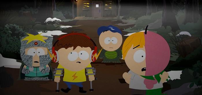 Состоялся релиз дополнения Bring The Crunch для South Park: The Fractured But Whole