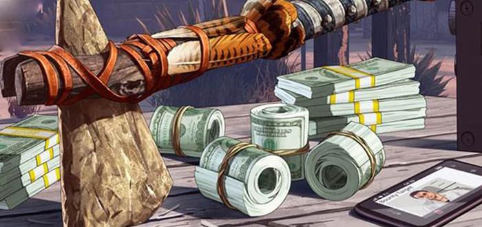 В GTA Online появился каменный топор из Red Dead Redemption 2