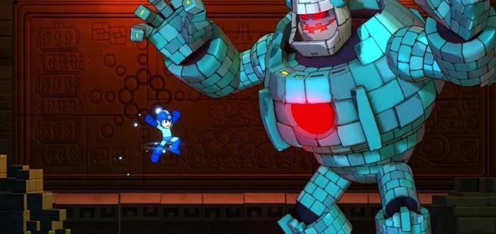 Новый геймплей Mega Man 11 с ChinaJoy 2018