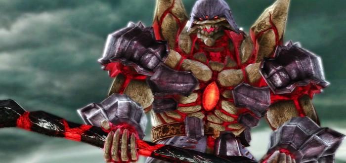 Новый трейлер Soulcalibur VI — Астарот и Сон Мина