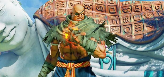Для Street Fighter V вышло два новых персонажа