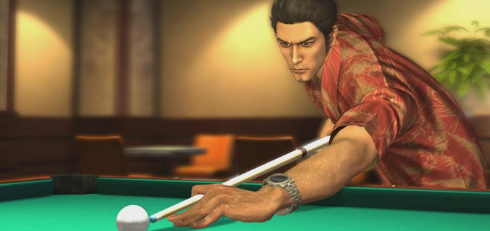 Мини-игры на новых скриншотах ремастера Yakuza 3