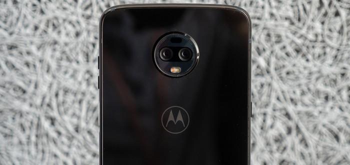 Motorola представила первый в мире 5G-смартфон
