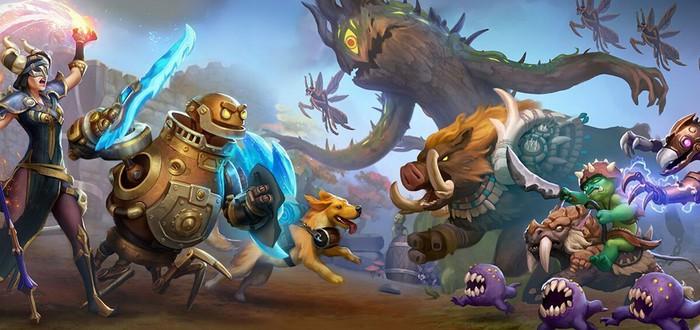 Torchlight Frontiers — новая игра серии Torchlight