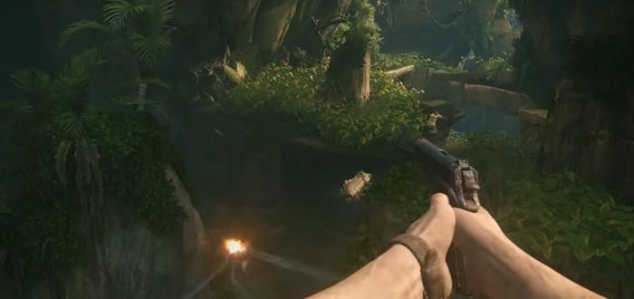 Моддер выпустил трейлер Uncharted 4 с видом от первого лица