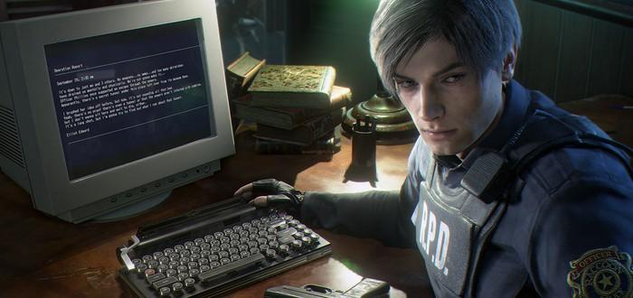 Capcom представила механическую клавиатуру в стиле Resident Evil 2