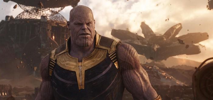 """Режиссер """"Войны бесконечности"""" объяснил благородство Таноса"""