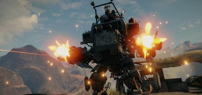 Rage 2 будет стимулировать геймеров использовать транспортные средства