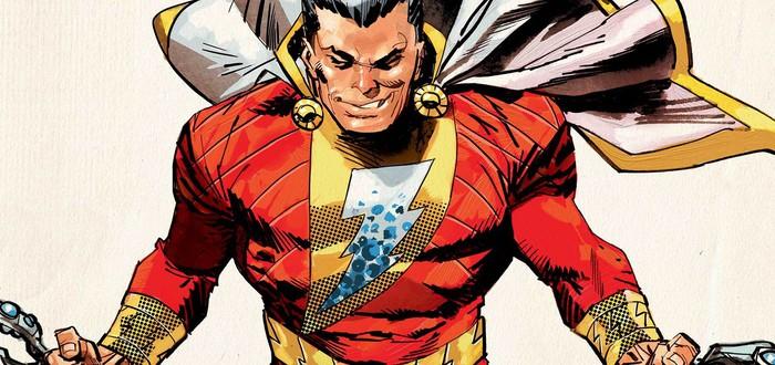 Один из самых сильных персонажей DC — Шазам!