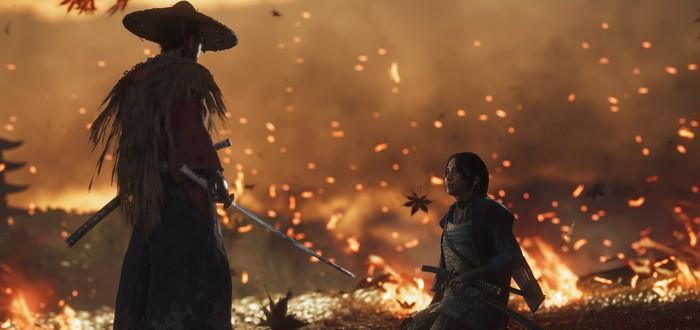 Разработчики Ghost of Tsushima, Dreams и Days Gone рассказали о своих играх
