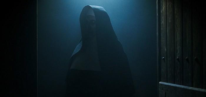 """YouTube удалил рекламный ролик """"Проклятия монахини"""" — слишком страшно"""