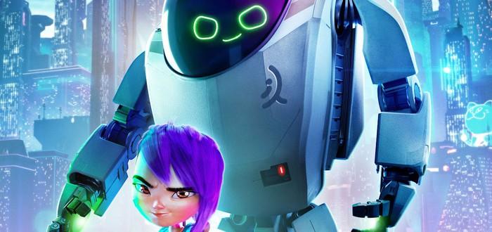 Дебютный трейлер Next Gen — мультфильма Netflix о роботах