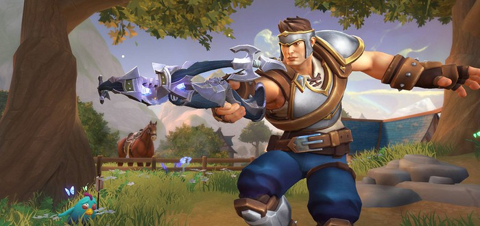 Realm Royale потеряла 93% игроков