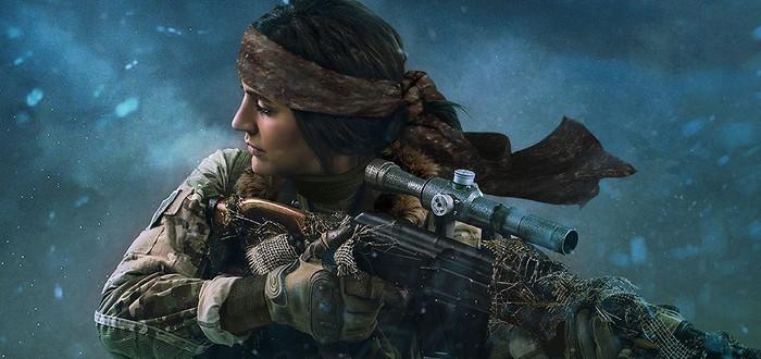 Анонсирована новая часть Sniper: Ghost Warrior
