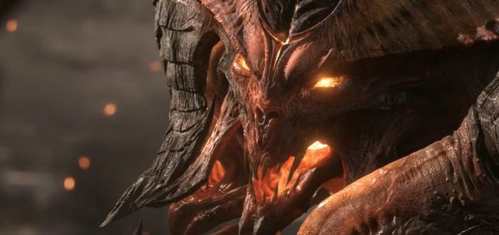 Несколько персонажей из вселенной Diablo могут появиться в Super Smash Bros.
