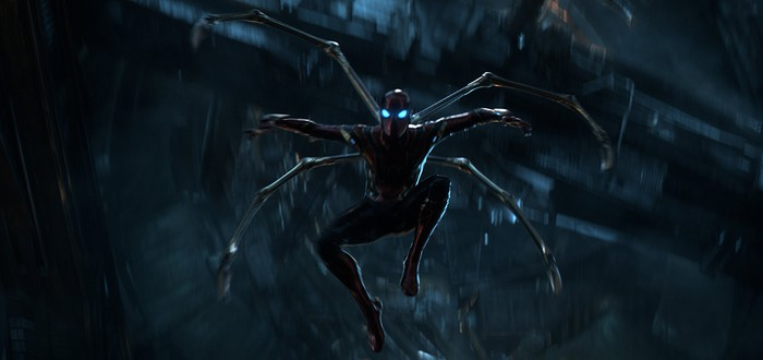 """Как создавался костюм Железного паука в """"Войне бесконечности"""" и другие эффекты"""