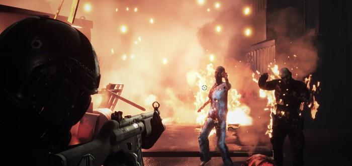 Геймплейный тизер Daymare: 1998 — духовного наследника Resident Evil 2