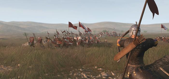 На gamescom 2018 покажут одиночную кампанию Mount & Blade 2: Bannerlord