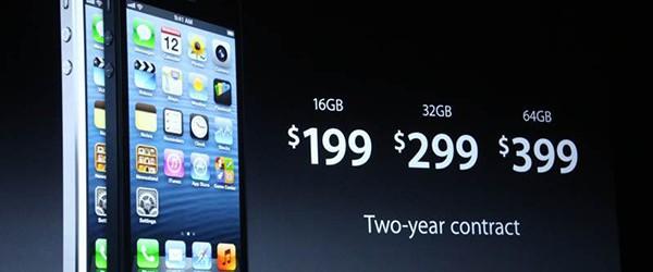 Анонс iPhone 5 – детали